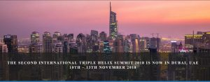 The II International Triple Helix Summit 2018 @ Dubai | Dubai | United Arab Emirates