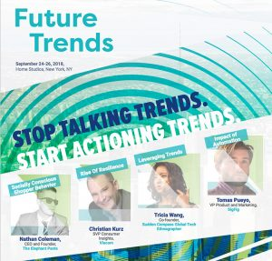 Future Trends 2018 @ Home Studios Inc. | New York | New York | United States