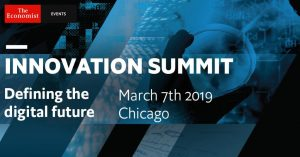 The Economist Innovation Summit 2019 @ Convene
