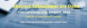 Entrepreneurship Summit 2019