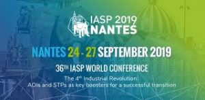 IASP World Conference 2019 @ La Cité Nantes Congress Centre