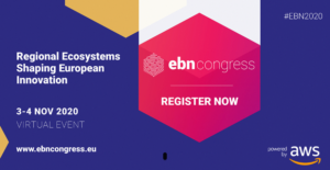 EBN Congress Regional Ecosystems Shaping European Innovation